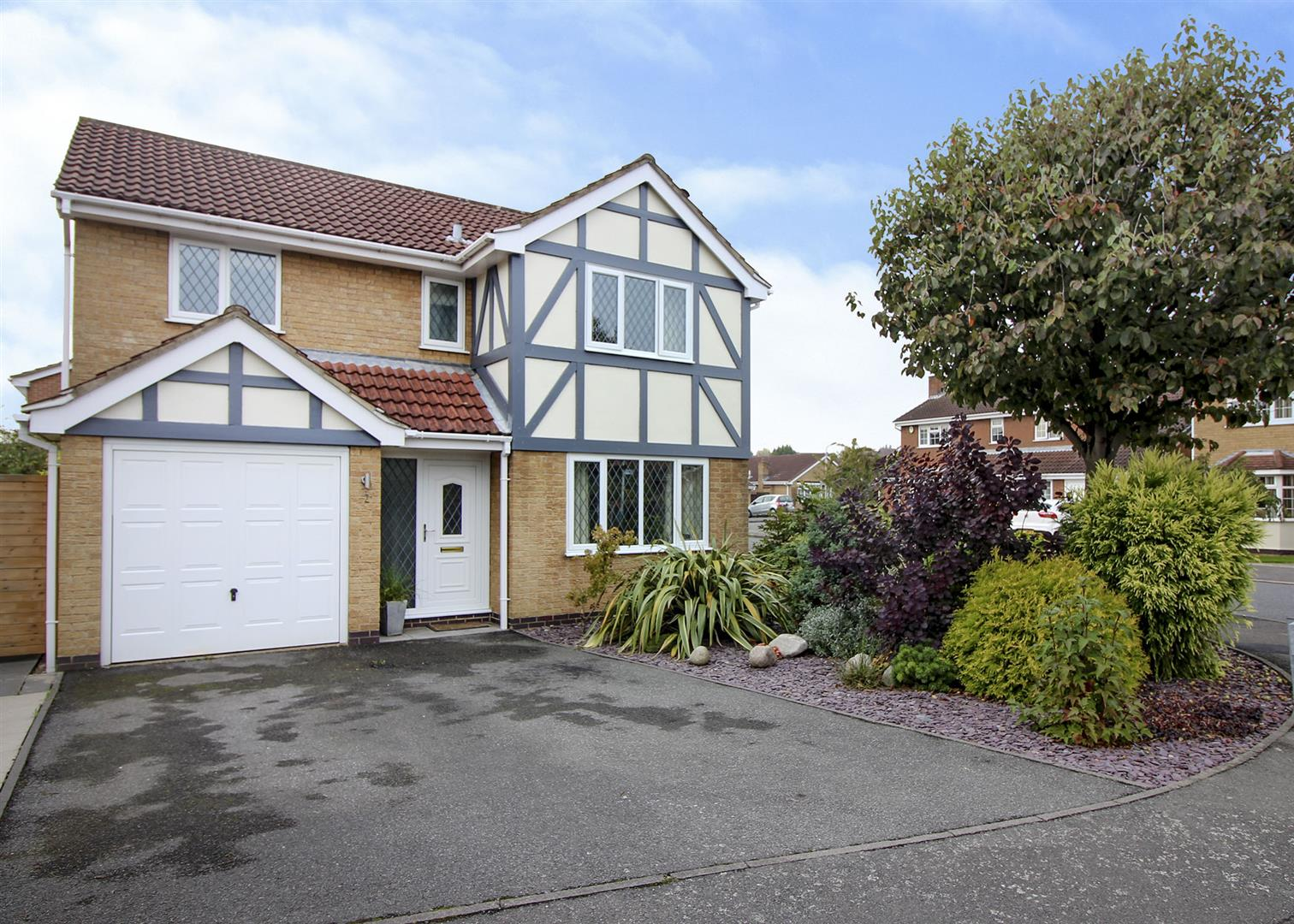 4 Bedrooms Detached House for sale in Salcey Drive, Trowell